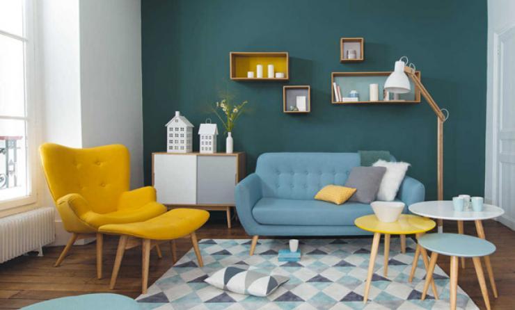 comment associer les couleurs en d coration plurielle. Black Bedroom Furniture Sets. Home Design Ideas