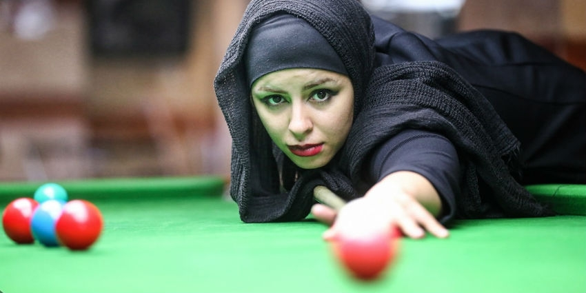 Snooker Spieler