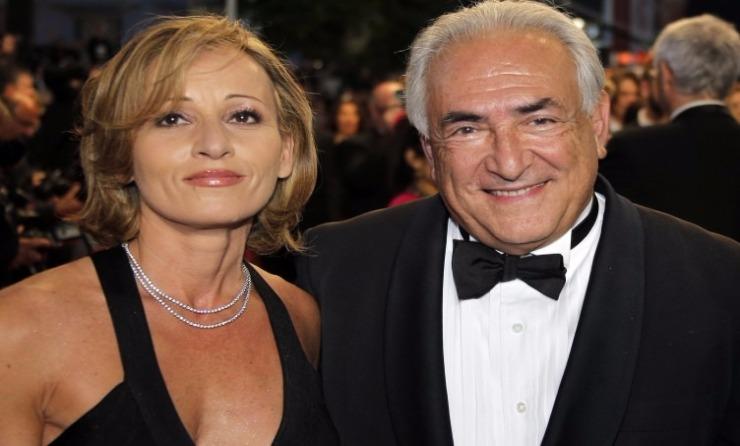 DSK et Myriam L\u0027Aouffir se sont dit « oui » ce week,end à Marrakech !