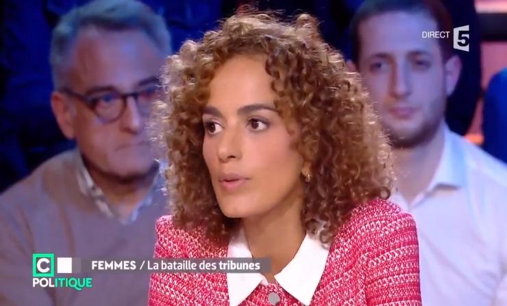 #balancetonporc : Leila Slimani « veut qu'on s'aime à la folie, mais à égalité » (VIDÉO)