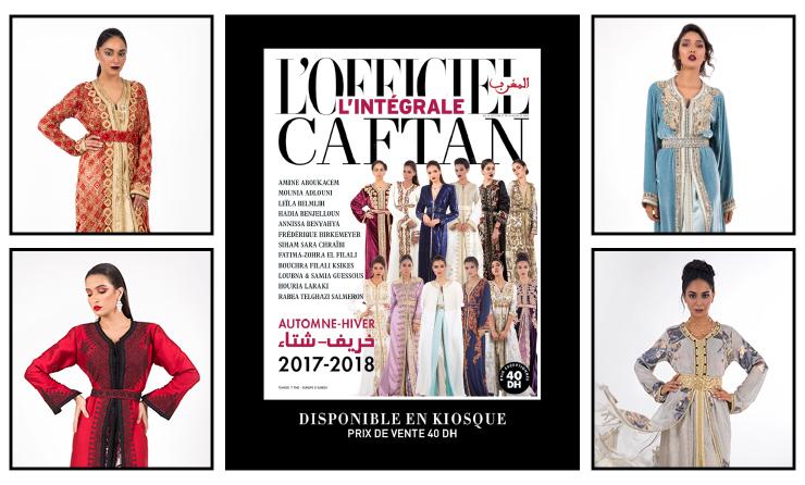 Diaporama : Le best of de L'Officiel L'Intégrale Caftan Automne-Hiver 2017-2018