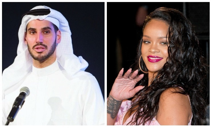 rihanna et hassan jameel vont ils emm nager ensemble paris plurielle. Black Bedroom Furniture Sets. Home Design Ideas