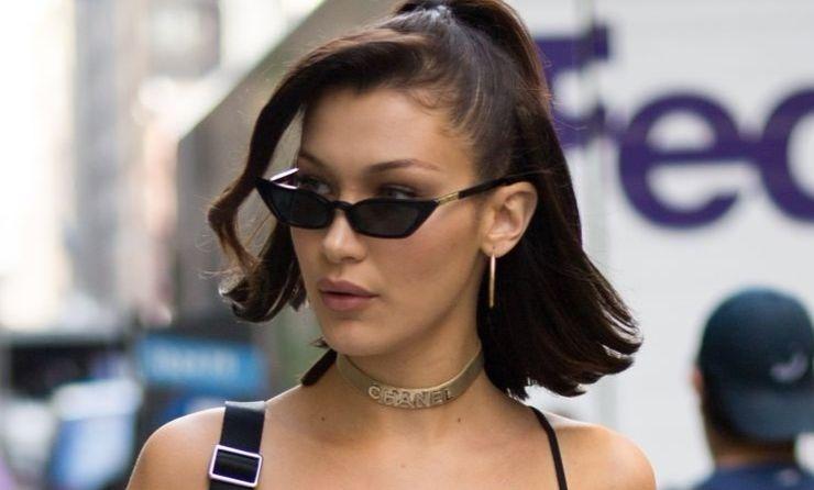 584273ea1c1547 Comment porter les lunettes de soleil slim   10 looks inspirants ...