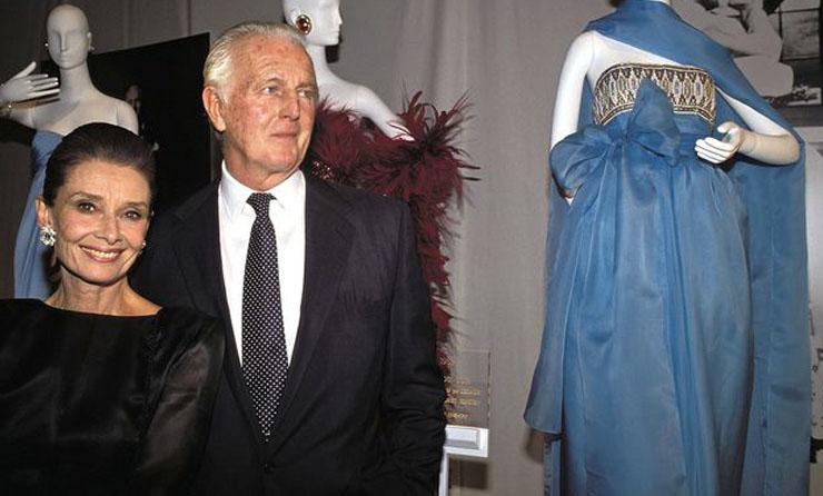 Symbole de l élégance à la française, Hubert de Givenchy s en est allé 0296a844524