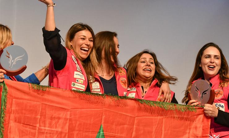 Rallye Aicha des Gazelle : la remise des prix en images