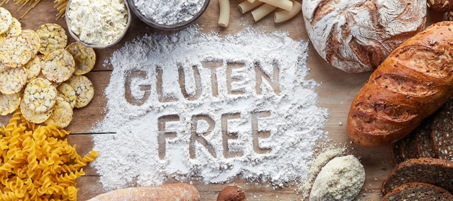 Le sans gluten - Magazine cover