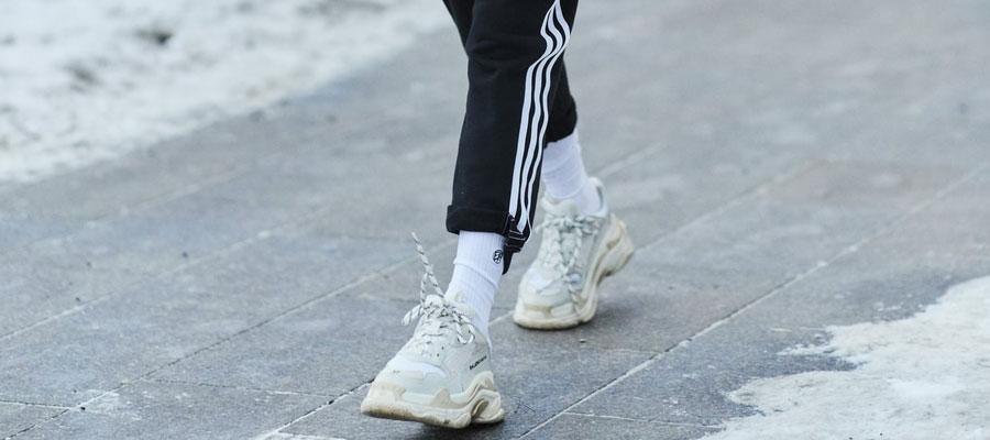 672939ce76c Comment porter les baskets « dad shoes »