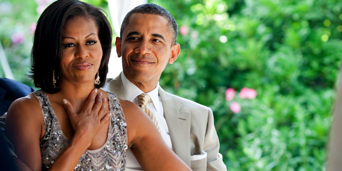 Les conseils amoureux de Michelle Obama aux jeunes couples - Société